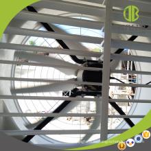 Ventilador de extracción de ventilador industrial para granja de aves de corral
