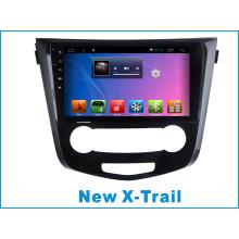 Système Android Lecteur DVD de voiture pour le nouveau X-Trail avec voiture GPS / Navigation de voiture