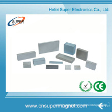 ISO9001 Certificated N50 Ni Coating Neodymium Block Magnet