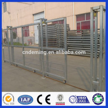 DM wire mesh fence grill doors design