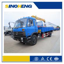 Caminhão do guindaste da carga de Dongfeng 5t XCMG Sq5sk3q
