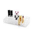 Transparent Acrylic Lipstick Organizer Beauty Care Holder