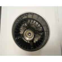 CNC Machined Spindle Parts Motor Housing
