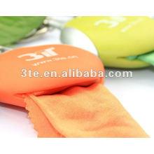 Гель-чехол для чистки линз Ткань