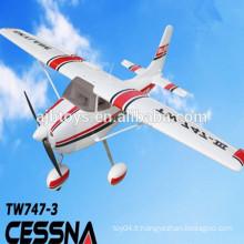 Hobbies EPO 1.6M CESSNA182 (TW747-3) 2.4G 6-CH avion rc modèle CESSNA RC Aircraft rc à vendre