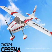 hobbies EPO 1.6M CESSNA182(TW747-3)2.4G 6-CH plane rc model CESSNA RC Aircraft rc planes for sale