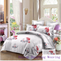3 Piece Duvet Cover and Pillow Shams Bedding Set, Soft Microfiber Printed Reversible Design Pillow Case  (Queen Size)