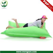 Giant imperméable à l'eau sac de sac en plein air canapé oreiller oreillers
