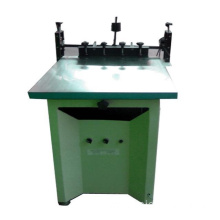 Manual Desktop screen printing machine for business card, plastic case