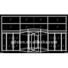 Hotel automatic door CN_R303