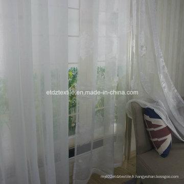 Rideau Voile jacquard en polyester