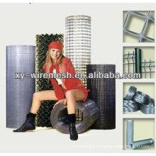 2014 el pvc caliente de la venta cubrió y alambre de alambre galvanizado / el acoplamiento de alambre soldado de la construcción