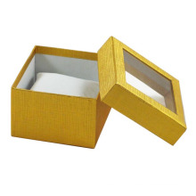 2016 Luxury Cuxtom Paper Watch Box with Clear Window