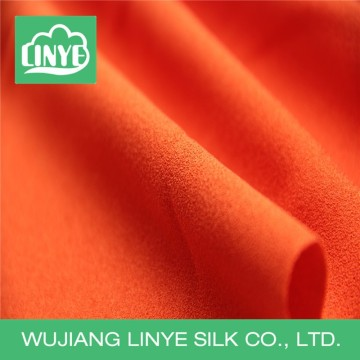 800T false twist 150D imitated silk fabric, party dress fabric