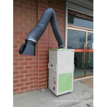 Extracteur de fumées de soudage mobile pour le soudage et la fabrication de métaux