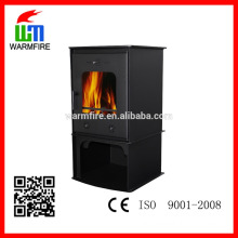 Freestanding designer wood fireplace factory supply directly WM211