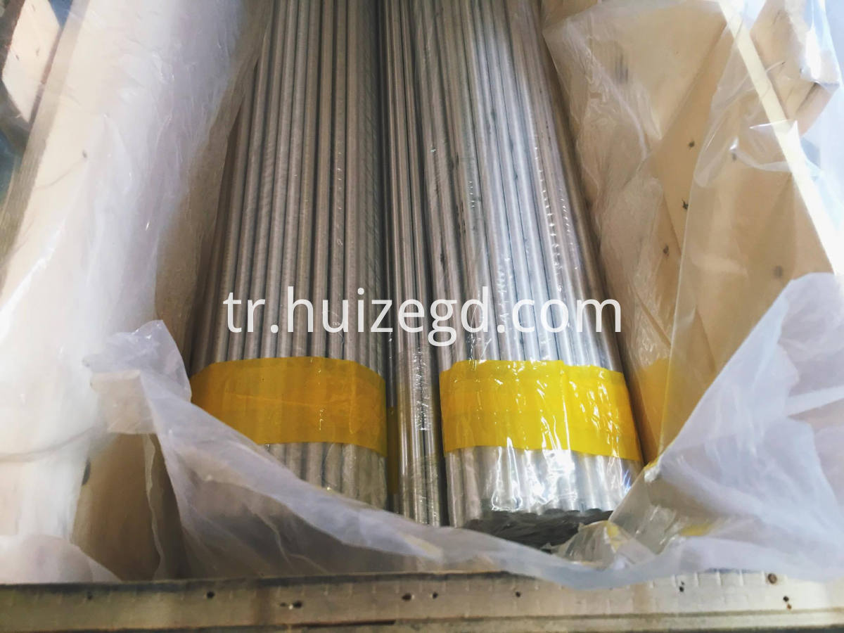 SS304 Stainless Steel Tubes