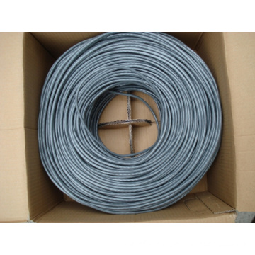 305m /Box Cat5e Grey 24AWG 4pair