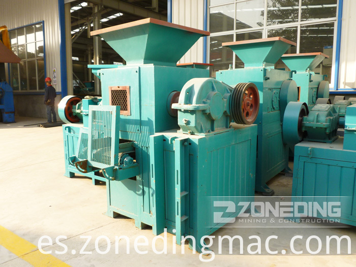 Bauxite Briquetting Machine