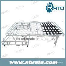 Cadre en métal moderne pour canapé-lit