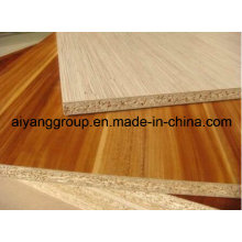 15mm/25mm Waterproof Melamine Particleboard/Particle Board/Chipboard with Carb