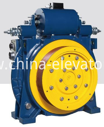 AC-GL Machine, AC Gearless Machine