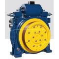 AC220V / 60Hz Ascensor de pasajeros PM Gearless Traction Machine
