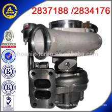 4043980 4043982 turbo pour moteur ISDE6