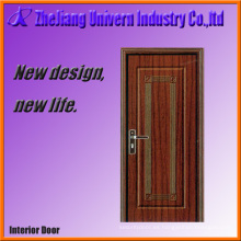 Puertas de madera de PVC Zhejiang