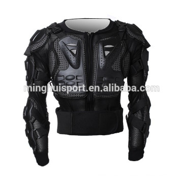 Black, Red Motocross full Body Armor ,Protector Motorcycle Jacket