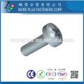 Taiwan M1.7 x 5 mm Nickel Precision Torx Drive Cheese Head Security Screw