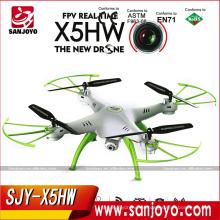 Drone Professional Syma X5HW alta función de bloqueo Dron 0.3mp cámara WIFI FPV