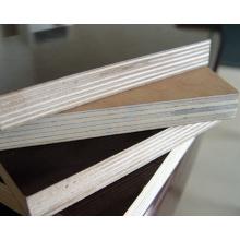 Contreplaqué de coffrage de qualité supérieure utilisé pour des coffrages en béton