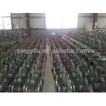 Válvula de compuerta de sello metálico fabricada en China