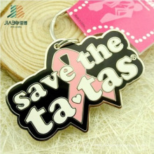 Promotional Items Metal Custom Christmas Keychain for Wholesale