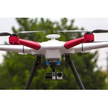 Consumer Drone 800 With 3 Axis Gimbal FPV Screen
