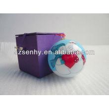 Самая популярная внутренней картиной оптовая стеклянный шар люстра