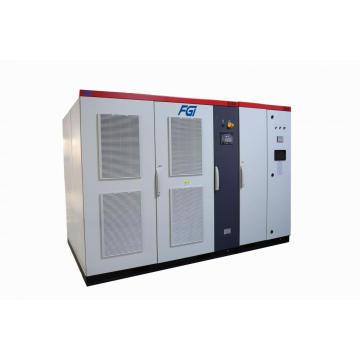 Energiesparende 3,3-kV-Mittelspannungsantriebe mit variabler Drehzahl