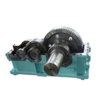 Alloy Steel Forging Material Transmission Gear and Shaft Gearbox 3 Shafts