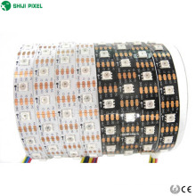 apa102 60 leds/m 5050 addressable rgb led strip flexible pcb