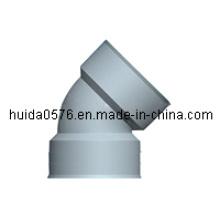 Molde de injeção plástica / molde-cotovelo 45 graus