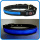 Nylon Colourful Training Glow Dog Collars