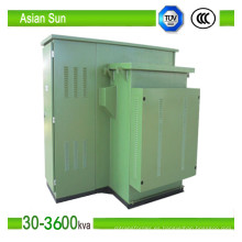 ZGS Series Box / American Type Outdoor Transformer Substation