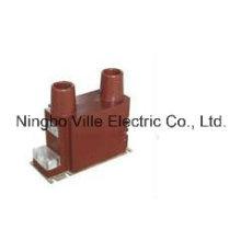Resina epoxi moldeado completamente cerrado Tipo de poste transformador de corriente Transformador de instrumento para conmutador Mv