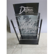 Eyewear Retail Store Advertising Display Countertop Clear Acrylic Sunglass Display Case For Sale