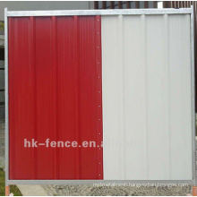 Temporary Hoarding Fence
