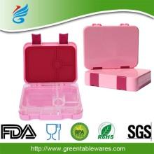 खाद्य सुरक्षा सुनिश्चित करने के leakproof प्लास्टिक bento सुरक्षित दोपहर के भोजन के बक्से