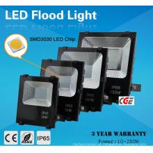 IP65 impermeável da iluminação exterior do poder superior luz de inundação do diodo emissor de luz de 150 watts