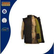 Mens Fashionable Winter Warm Vest