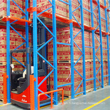 Drive in Racking with Filo pour l'industrie alimentaire